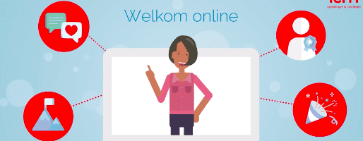 Online training met ICM